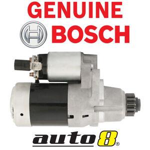 Bosch Starter Motor for Nissan X-Trail T30 2.0L Petrol QR20DE 2001-07 Auto Only