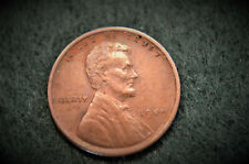 1909 VDB Lincoln Wheat Cent  Nice XF
