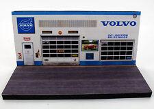 Diorama présentoir Volvo - 1/87ème (HO) - #HO-2-O-O-001