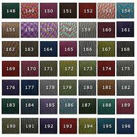 Paracord 550 - Type III - 7 strands - 215 colors available - Colors 148-->196