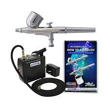 Master Airbrush MAS KIT-VC16-B22 Portable Mini Airbrush Air Com... Free Shipping