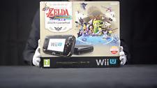 Nintendo Wii U Limited Edition Zelda The Windwaker HD Console - 'The Masked Man'
