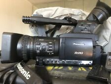 Panasonic Ag-Hpx170P P2 Hd Camcorder -with Accessories