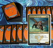 mtg DROMOKA GREEN WHITE DECK Magic the Gathering rare cards modern