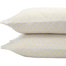 Sky 4367 Calla Gray 2PK Cotton Sateen Pillowcase Set Bedding King BHFO