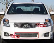 Fits 07-10 Nissan Sentra SE-R Lower Bumper Billet Grille Insert