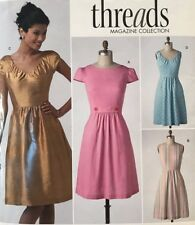 SEWING PATTERN Simplicity 2591 Threads Magazine Size 16-24  Bust 38-46 inches