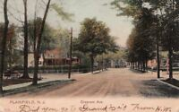 Postcard Crescent Ave Plainfield NJ