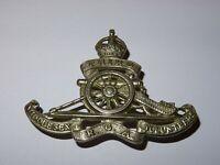 British Military Cap/Hat Badge 3rd Middlesex Royal Garrison Artillery Volunteers