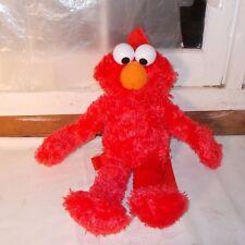 Sesame Street Elmo Backpack Plush