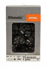 STIHL 3624 005 0072 Oilomatic 33RS3 72 Chainsaw Chain -1 Pack