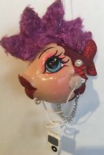 Katherine's Collection Retired Punk Rocker Kissing Fish Ornament