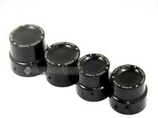 FRONT REAR BLACK ANODIZED AXEL COVERS  FOR HARLEY DAVIDSON SPORTSTER DYNA