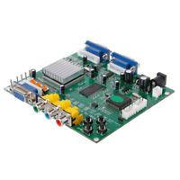 Video Converter CGA/EGA/YUV/RGB TO VGA Jamma Arcade Game Monitor to LCD GBS-8220