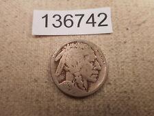 1920 S Buffalo Nickel - Nice Collectible Album Grade Coin - # 136742