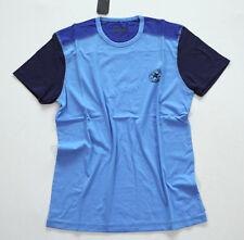 Neu All Star Converse T-Shirt TShirt Herren Blau Chucks (H1) Gr.M
