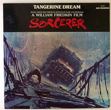 "12"" LP - Tangerine Dream - Sorcerer - B1916 - washed & cleaned"