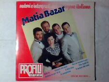 MATIA BAZAR Profili musicali lp