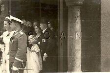 WWII German Large (4x3) RP- Luftwaffe- Bride- Wife- Frau- Dagger- Medal- Wedding