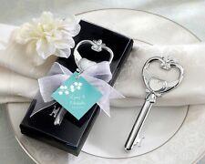 48 Key To My Heart Victorian Key Bottle Openers Wedding Favors