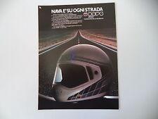 advertising Pubblicità 1984 CASCO NAVA INTEGRAL 3