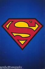 POSTER : TV/COMICS/MOVIE: SUPERMAN LOGO - FREE SHIPPING #2823   RAP103 B