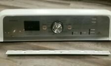 Maytag Bravos XL HE Dryer White Control Panel w/Faceplate, Part #WPW10388670