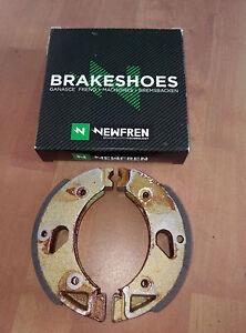 Kreidler Foil K54 K53/1 K54/0 4 9/16in Brands Drum Brake Pads Brake Shoe Brake