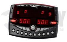 Winmau Ton Machine Professional Electronic Dart Scorer / Dart Score Board