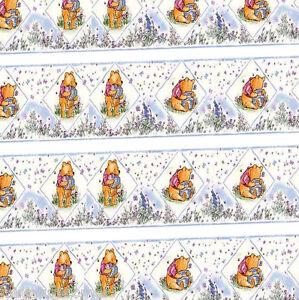 Dolls House Wallpaper Border 77 in long Nursery Quality Paper 1/12th 1/24th B69