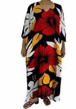 Plus Size Floral Casual Sundresses for Women