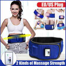 Vibro Slimming Shape Toning Vibration Belt Tummy Body Weight Loss Massager