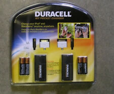 QT2 Duracell iPod Blackberry Pocket on-the-go Charger N