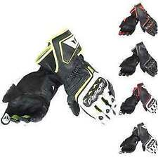 Dainese Knuckles Leather Breathable Motorcycle Gloves