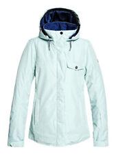 Roxy Billie Harbor Gray Green Womens Snowboard Ski Jacket NEW MEDIUM