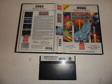 Sega Master System  Arcade Smash Hits
