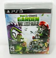 Plants vs. Zombies: Garden Warfare PS3 New Sealed Unopened Playstation 3