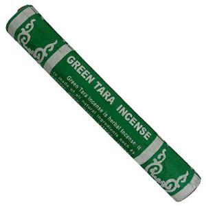 Green tara  Incense healing Aromatic Natural Herbs Fragrance incense stick