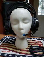 Headset Mic 4 Flex 3000 1500 Yaesu Ft 857d Ft 450 Ft 897d Ft 900 8 Pin Mod Conn Ebay