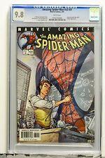 Amazing Spider-man Vol # 2 Issue # 31 CGC 9.8 Marvel  J. Scott Campbell Cover