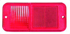 1968-1972 Red Side Marker Lamp Lens Classic GMC Truck Chevrolet Chevy L1153