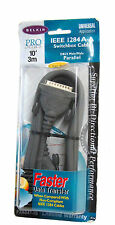 New Belkin Pro Series Switchbox Cable. IEEE 1284A-A DB25 Male to Male
