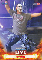 2013 TRISTAR TNA IMPACT WRESTLING LIVE CARD PICK SINGLE CARD YOUR CHOICE