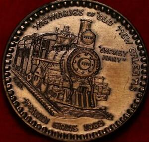 1968 New Orleans Mardi Gras Medal