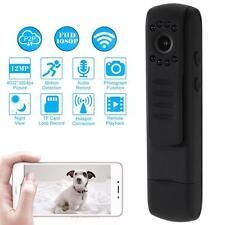 Mini Wifi HD 1080P 12MP Cam DVR IP Wireless Security Video Camera IR Motion W7V5