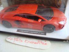 miniature Lamborghini Aventador LP 700-4  1/24° 19 cm de long neuve en boite
