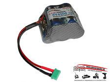 Leistungs Empfänger-Antriebsakku, Hump Pack X-Cel SCR 6V4500 mAh mit MPX Buchse