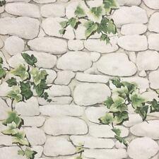 Erismann pierre mur motif papier peint ivy motif réaliste effet texturé 7519-2