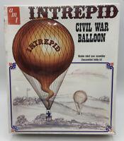 AMT Vintage Collectible Model Kit Intrepid Civil War Balloon Unopened Sealed NEW
