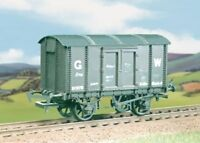 OO wagon kit - GWR Iron Mink A (perishables, gunpowder) - Ratio 563 free post